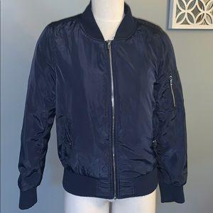 Women's bomber jacket medium
